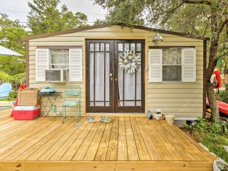 New! Inlet Beach Studio w/Deck & Yard!