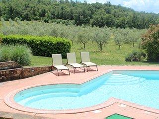 Villa Le Bolli: Delightful villa in the heart of Tuscany
