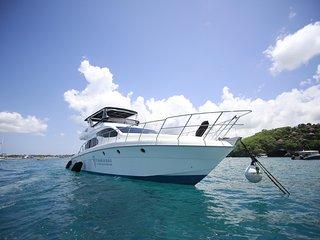 yacht charter bali