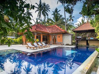 Beautiful beach side villa