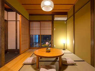 Cozy Traditional House x Easy Access to ARASHIYAMA Bamboo Forest!! x FREE WiFi