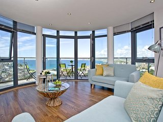 Horizons View Penthouse located in Newquay, Cornwall