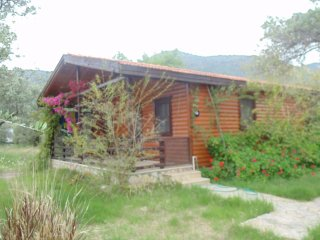 Datça, wooden Chalets few steps from the Sea!