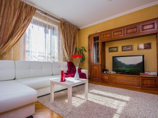 apartaments in the centre of Minsk with two bedrooms