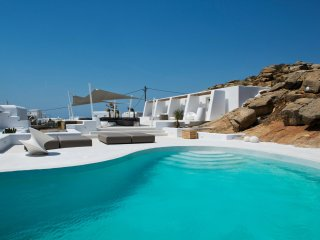 Two Bedroom Residence with Private Pool in Mykonos by Diles Villas