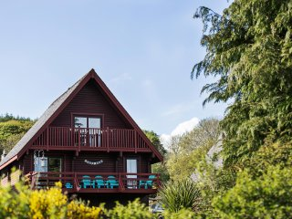 Sandytoes Log Cabin, Barend Holiday Village