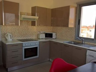 1 Bedroom Apartment Pervolia, B201 Sunset Gardens