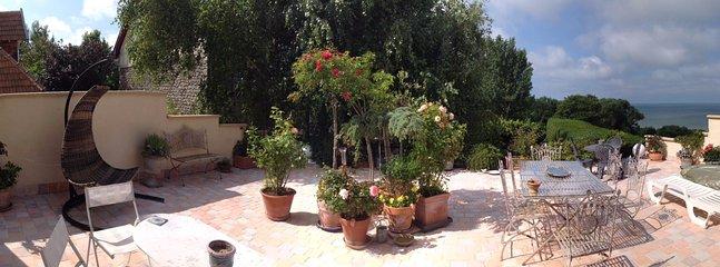 Superbe terrasse 80 m2