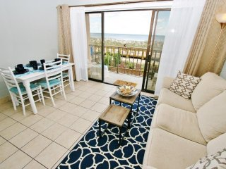 New to Rental Market! Oceanfront, with Pool, in Heart of CB... Walk Everywhere!