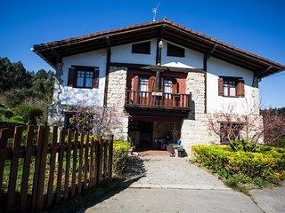 Casa Rural Andutza ( Negua), Vizcaya, España