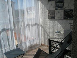 Votre balcon avec vue sur le port de plaisance