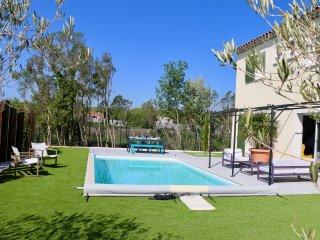 Ma villa en Provence - villa Picholine