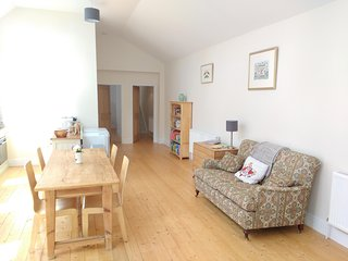 A large 2 bedroom barn property in North Norfolk.