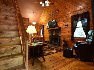 Pinetree Lodge - Romantic, Rustic & Elegant  The wish list complete.