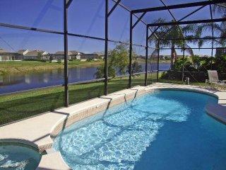 Lake Star Villa, Lakefront Luxury