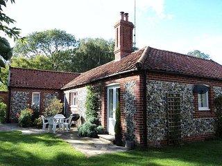 Gardener's Cottage, West Stow Hall