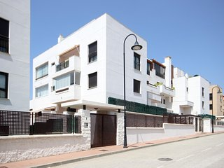1987 - 2 bed penthouse, Las Palmeras, Calahonda