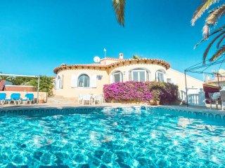 3 bedroom Villa in Casas de Torrat, Valencia, Spain : ref 2402919