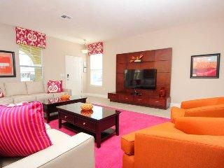 6 Bedroom 6.5 Bath Luxury Vacation Home In Solterra Resort. 4107OTD