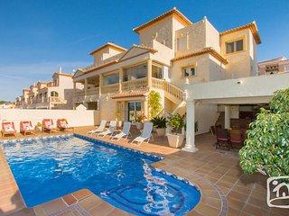 5 bedroom Villa in Casas de Torrat, Valencia, Spain : ref 2402911