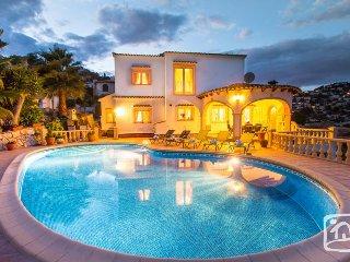 4 bedroom Villa in Fanadix, Valencia, Spain : ref 2402898