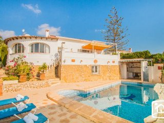 3 bedroom Villa in Casas de Torrat, Valencia, Spain : ref 2402895