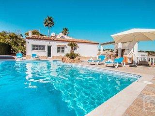 4 bedroom Villa in La Fustera, Valencia, Spain : ref 2402890