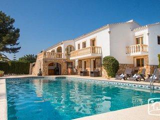 5 bedroom Villa in Benitachell, Valencia, Spain : ref 2402883