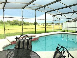 3 Bedroom Villa with Pool & Spa Minutes From Disney. 1531OHT