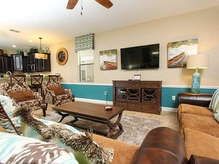 Incredible 7 Bed 5 Bath Pool Home Located In Champions Gate. 1405TR