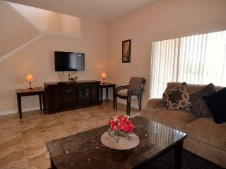 4 Bed 3.5 Bath Townhome In Regal Palms Resort. 745LMS