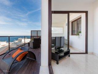Villazul Cabo de Gata.  Exclusivos Alojamientos. Vista Calilla C
