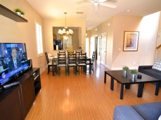 3602CA. Upgraded 4 Bedroom 3.5 Bath Town Home in Regal Palms Resort