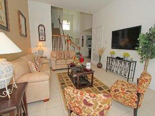5 Bedroom 5 Bath Pool home in Windsor Hills. 2653DS