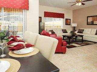 4 Bedroom 3 Bath Town Home In Paradise Palms Resort. 8964CUBA