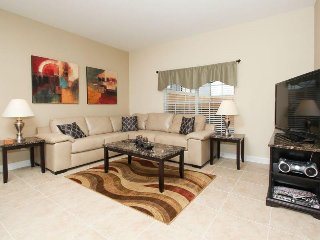 4 Bedroom 3 Bath Town Home In The Paradise Palms Resort. 8851CP