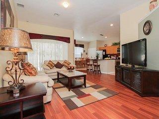 4 Bedroom 3 Bath Luxury Pool Home in Kissimmee Resort. 8058KPC