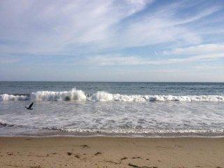 Malibu Landing Pad Right On the Beach