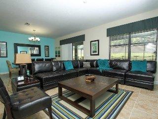 Gorgeous 8 Bedroom Pool Home In ChampionsGate Resort. 1460MVD