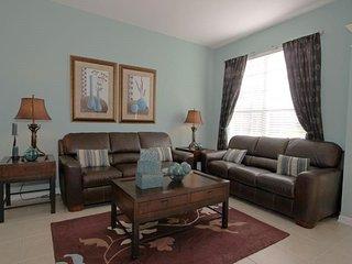 Modern 6 Bedroom 4 Bath Pool Home in Windsor Hills Resort. 2632AB