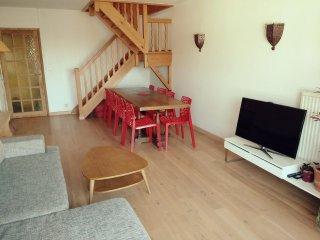 TOUT A PIED POUR CE TRES BEAU DUPLEX ST JEAN DE LUZ 115 m² 5 CHAMBRES 1 GARAGE