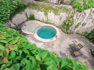 Charming, spacious vine-covered colonial in Mérida