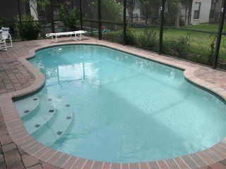 4 Bed 2.5 Bath Pool Home close to Disney and Shopping. 16606LBL