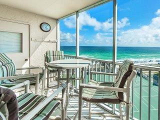 Hol Surf & Racquet Club 717-2BR-Gulf & Pool Views-Real Joy Fun Pass