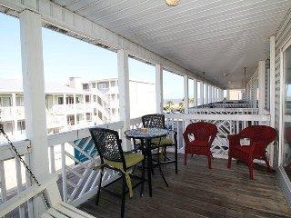 South Beach Ocean Condos, South - Unit 8 - Just Steps to the beach - Ocean View