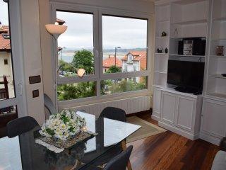Apartamento con vistas a la Bahia de Santander