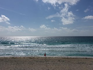 Cozy apartment in Cancun Hotel Zone