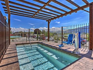 Manson Condo w/Pool Access-Steps to Lake Chelan!