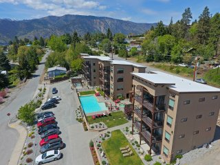 NEW! 3BR Manson Condo w/View of Lake Chelan!