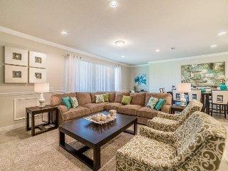 2135TC. Gorgeous 9 Bedroom Pool Home in Windsor at Westside Resort